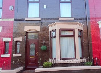 Thumbnail 4 bedroom terraced house for sale in Twyford Street, Anfield, Liverpool