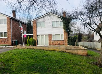 Thumbnail 4 bed detached house for sale in Fabis Drive, Nottingham