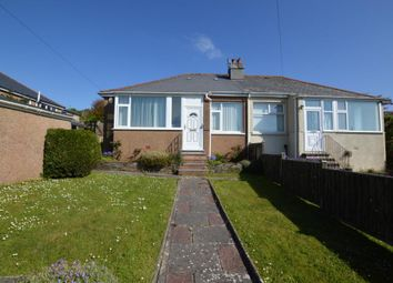 Thumbnail 2 bed semi-detached bungalow to rent in South View, Elburton, Plymouth, Devon