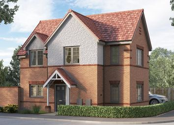 "Thumbnail 3 bed detached house for sale in ""The Easton"" at Pennyfine Road, Sunniside, Newcastle Upon Tyne"