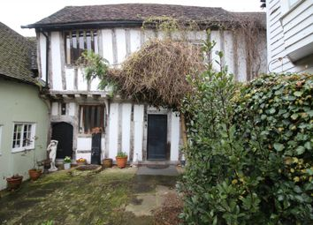 Thumbnail 2 bed cottage for sale in East Street, Coggeshall, Colchester