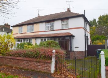Thumbnail 2 bed semi-detached house for sale in Sefton Road, Chester