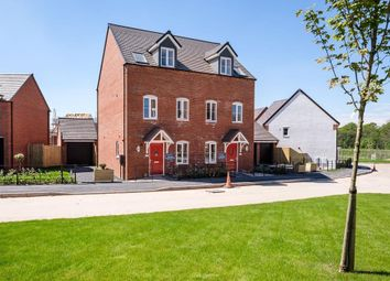 """Thumbnail 3 bed semi-detached house for sale in """"Greenwood"""" at Wedgwood Drive, Barlaston, Stoke-On-Trent"""