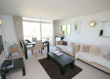 Thumbnail 2 bed flat for sale in Gainsborough House, Cassilis Road, South Quay, London