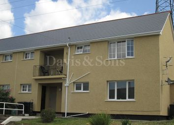 Thumbnail 2 bed flat for sale in Hector Avenue, Crumlin, Newport.