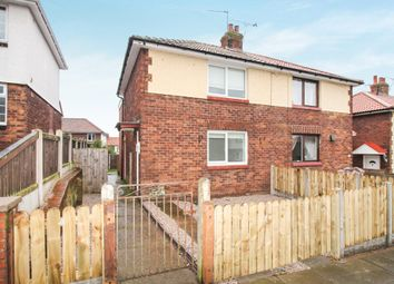 Thumbnail 3 bed semi-detached house for sale in Cant Crescent, Carlisle