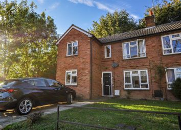 Thumbnail 1 bed maisonette to rent in Haseldine Road, London Colney, St.Albans
