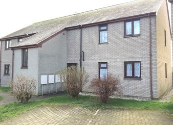 Thumbnail 2 bed flat to rent in Pavlova Close, Liskeard