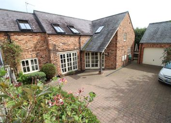 Thumbnail 4 bed detached house for sale in Chapel Road, Weldon