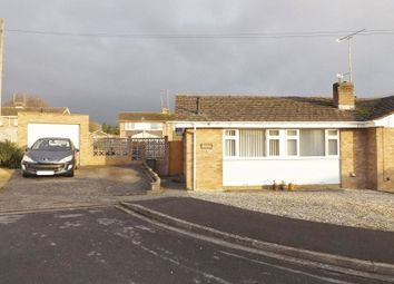 Thumbnail 2 bed semi-detached bungalow for sale in Legion Road, Yeovil