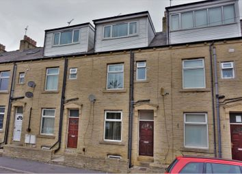 Thumbnail 4 bed terraced house for sale in Clipstone Street, Bradford