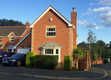 Thumbnail 4 bed detached house to rent in Boniface Close, Stone Cross