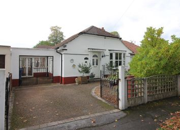 Thumbnail 2 bed semi-detached bungalow for sale in Lynmouth Avenue, Urmston, Manchester