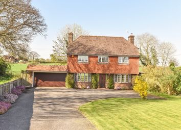 Thumbnail 4 bed detached house for sale in Bell Road, Warnham