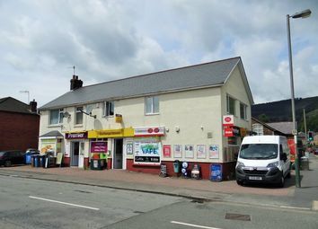 Thumbnail Retail premises for sale in 1 Exchange Road, Risca, Newport, Gwent