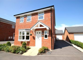 Thumbnail 4 bed detached house for sale in Bay Tree Close, Blackpool