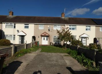 Thumbnail 3 bed terraced house for sale in Tintagel Green, Clifton, Nottingham, Nottinghamshire