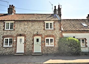 Thumbnail 2 bed cottage for sale in Church Street, Thornham, Hunstanton