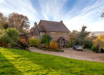 Thumbnail 4 bed detached house for sale in Whaddon Lane, Owslebury, Winchester, Hampshire