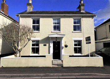 Thumbnail 4 bed detached house for sale in Cameron Road, Christchurch, Dorset