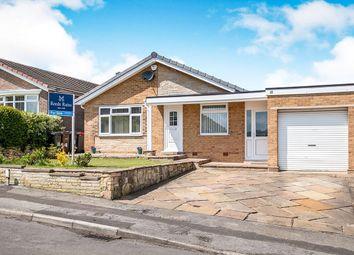 Thumbnail 3 bed bungalow for sale in Grange Avenue, Woodsetts, Worksop, Nottinghamshire
