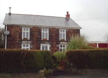 Thumbnail 5 bed detached house for sale in Llandeilo Road, Gorslas, Gorslas, Carmarthenshire