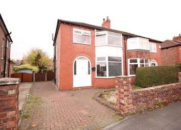 Thumbnail 3 bed semi-detached house for sale in Bollin Drive, Timperley, Altrincham
