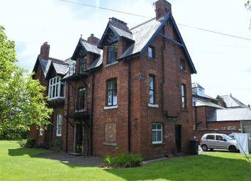 Thumbnail 2 bed maisonette for sale in 3 End House, 12 Norfolk Road, Carlisle