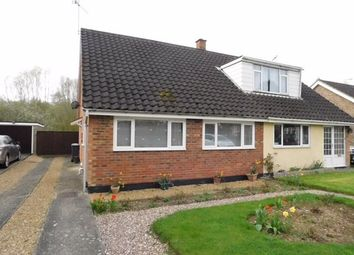 Thumbnail 2 bed semi-detached bungalow for sale in Lockington Crescent, Stowmarket
