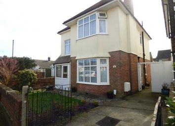 Thumbnail 3 bedroom detached house for sale in Pearson Avenue, Parkstone, Poole