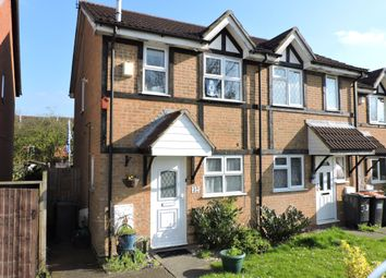 Thumbnail 2 bed end terrace house for sale in Farmbrook, Luton