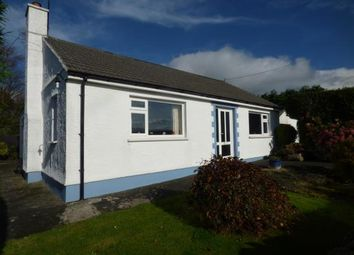 Thumbnail 2 bed bungalow for sale in Llansadwrn, Menai Bridge, Anglesey