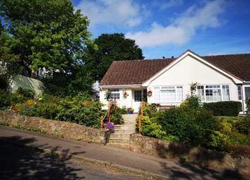 Thumbnail 2 bed semi-detached bungalow for sale in Burnards Field Road, Colyton, Devon