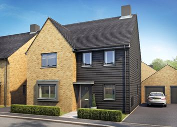 "Thumbnail 4 bed detached house for sale in ""Oakmont"" at Park Prewett Road, Basingstoke"