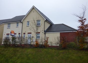 Thumbnail 3 bed semi-detached house to rent in Crediton Road, Okehampton