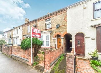 Thumbnail 2 bedroom terraced house for sale in Fenlake Road, Bedford, Bedfordshire, .