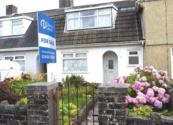 Thumbnail 3 bed terraced house for sale in North Avenue, Kenfig Hill, Bridgend
