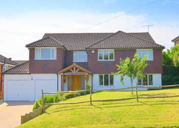Thumbnail 5 bed detached house for sale in Orestan Lane, Effingham, Leatherhead