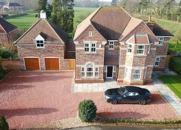 Thumbnail 4 bed detached house for sale in Oak Tree Way, Brandesburton, Driffield, East Yorkshire