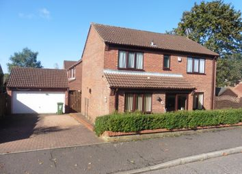 Thumbnail 4 bed detached house for sale in Valley Way, Fakenham