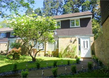 Thumbnail 3 bed semi-detached house for sale in Englesfield, Camberley