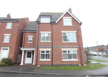 Thumbnail 2 bed flat for sale in Overlord Drive, Hinckley