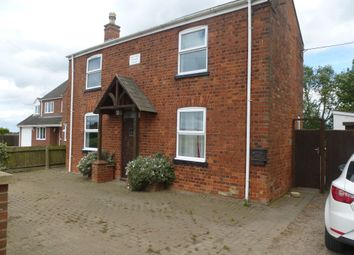Thumbnail 4 bed detached house for sale in Chesboule Lane, Gosberton Risegate, Spalding