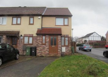 Thumbnail 2 bedroom end terrace house for sale in Traherne Drive, The Drope, Cardiff.
