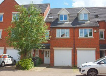 Thumbnail 4 bed town house for sale in Hedgerow Close, Greenlands, Redditch