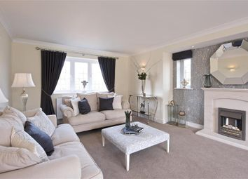 Thumbnail 3 bedroom end terrace house for sale in Newington Grange, Newington, Sittingbourne, Kent