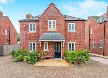 Thumbnail 4 bed detached house for sale in Charlotte Way, Netherton, Peterborough, Cambridgeshire