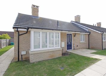 Thumbnail 2 bed semi-detached bungalow for sale in The Croft, Bourne