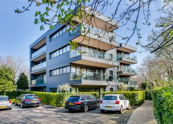 Thumbnail 2 bed flat for sale in Halcyon Close, Royal Swiss Development, London