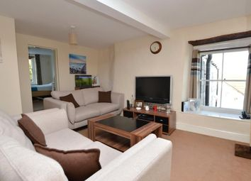 Thumbnail 2 bedroom flat for sale in Lower Fore Street, Saltash, Cornwall